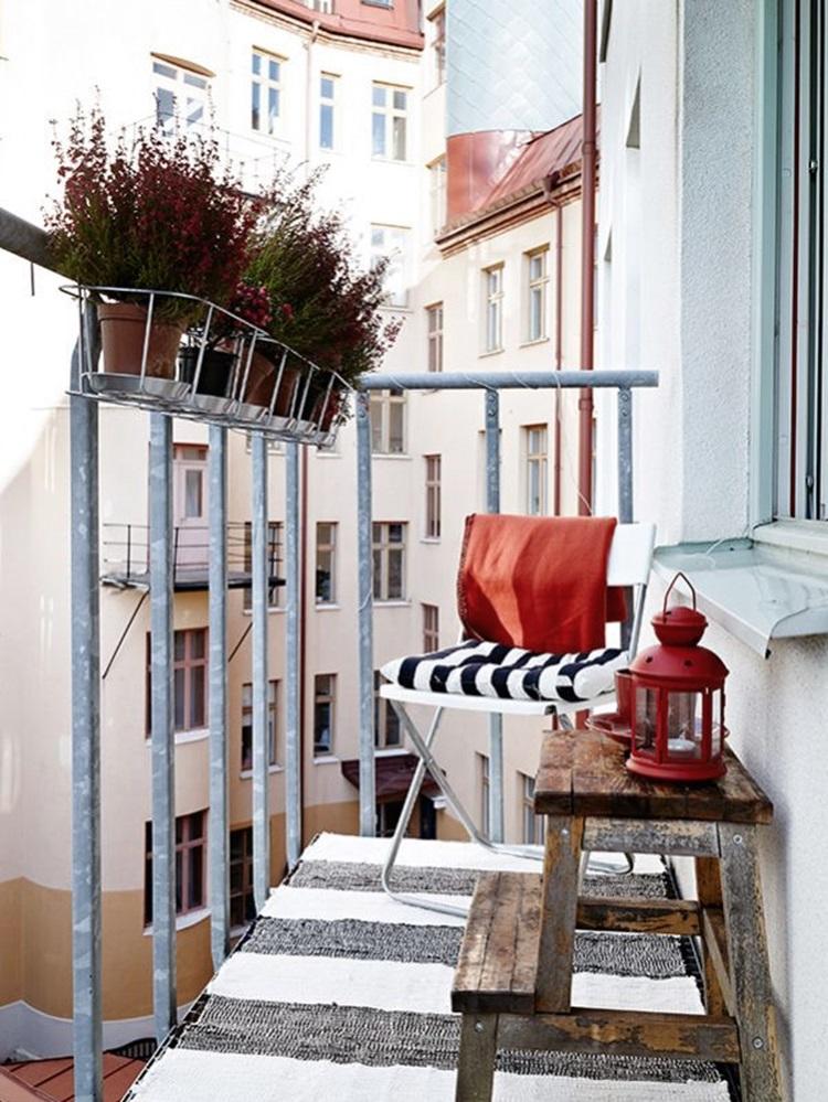 Small balcony design ideas 21