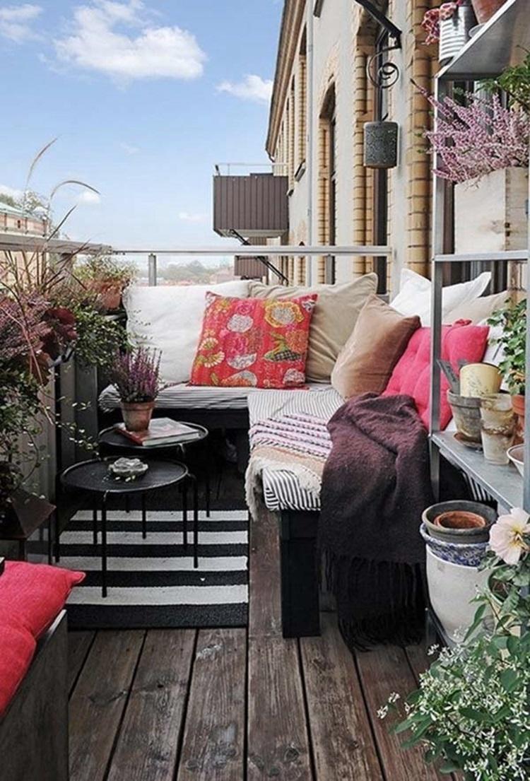 Small balcony design ideas 22