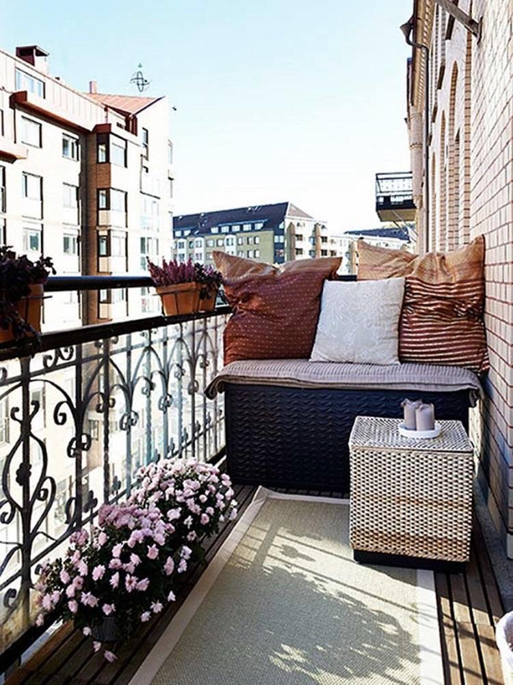 Small balcony design ideas 23