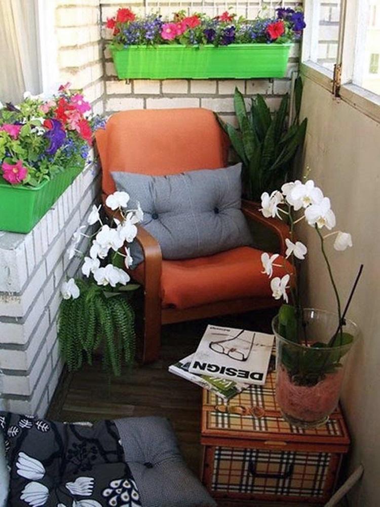 Small balcony design ideas 26