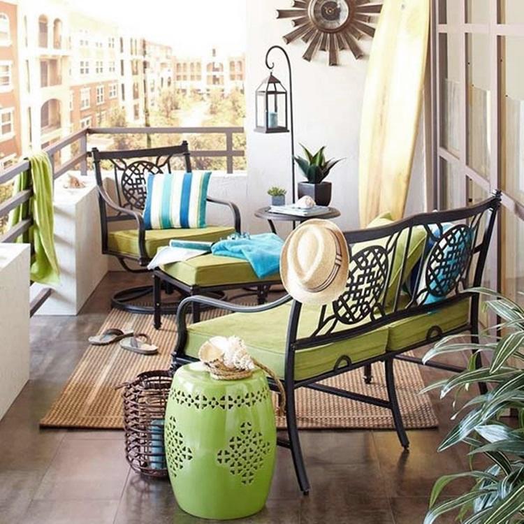 Small balcony design ideas 27
