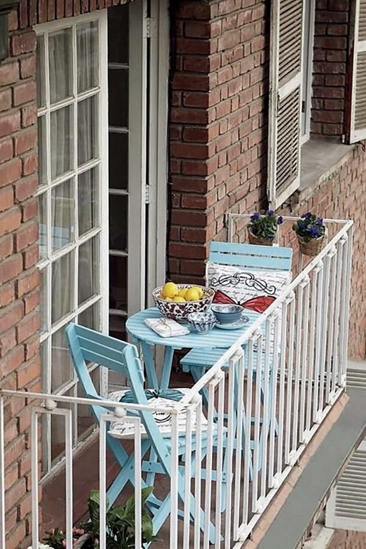 Small balcony design ideas 30