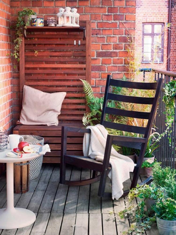 Small balcony design ideas 32