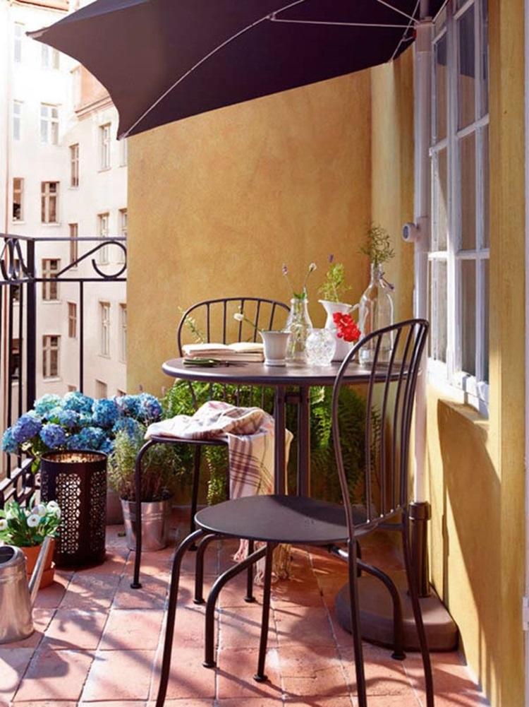 Small balcony design ideas 34