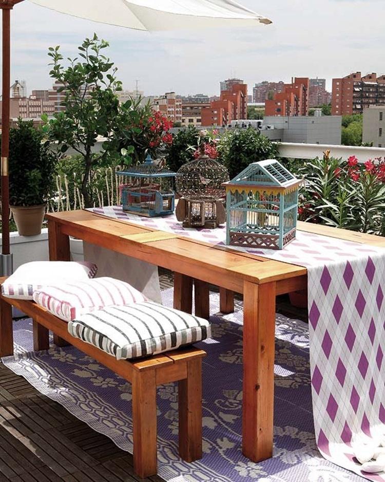 Small balcony design ideas 36