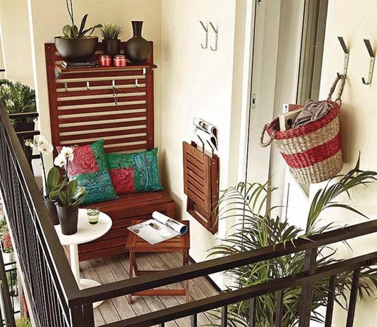 Small balcony design ideas 37