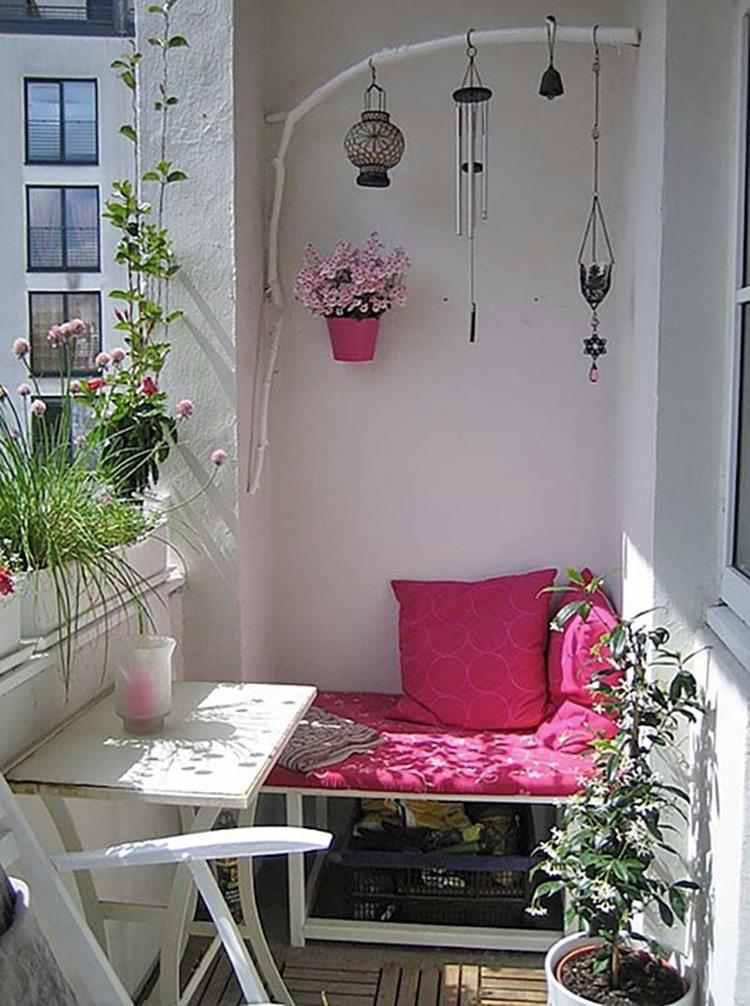 Small balcony design ideas 38
