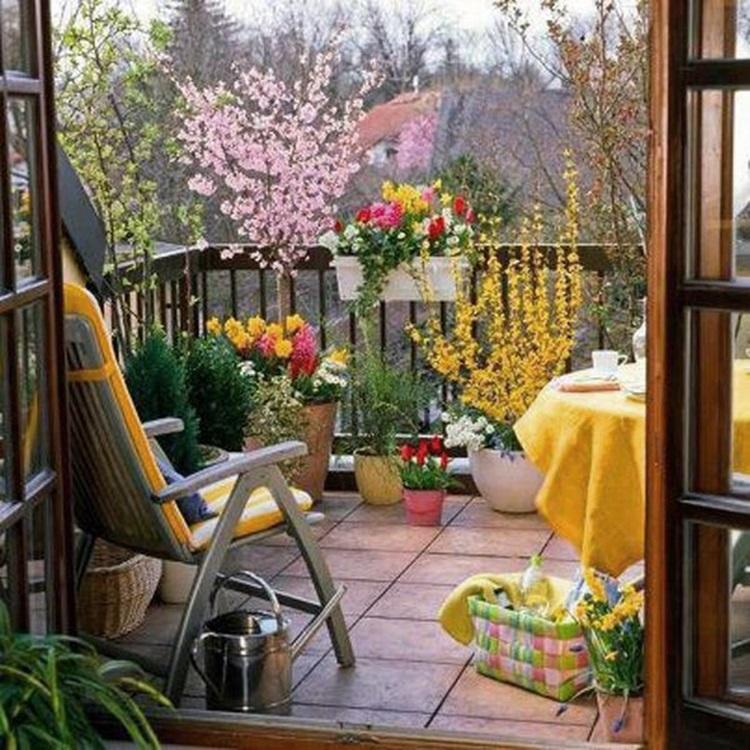 Small balcony design ideas 39