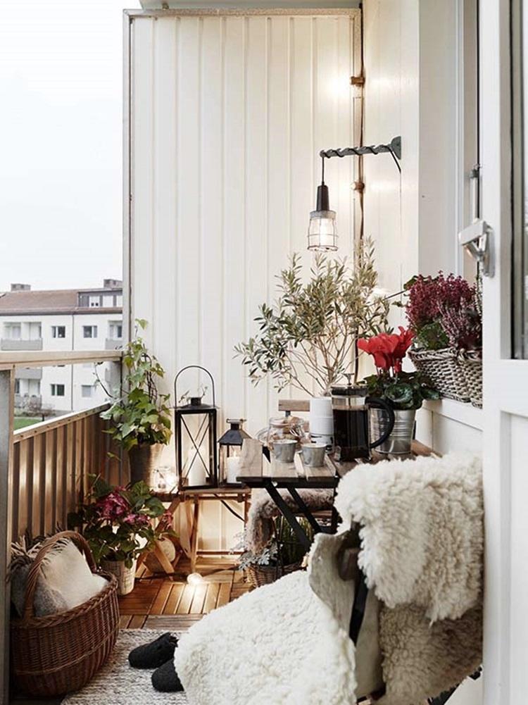 Small balcony design ideas 42