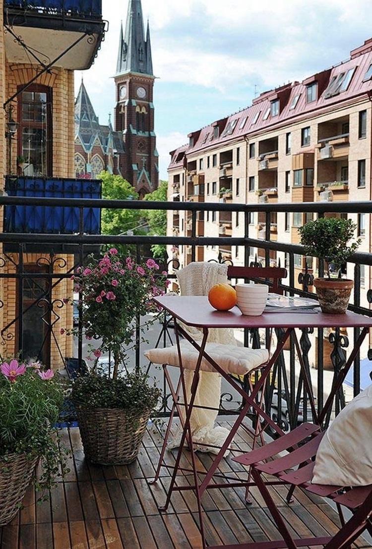 Small balcony design ideas 51