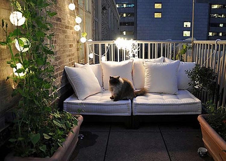 Small balcony design ideas 55