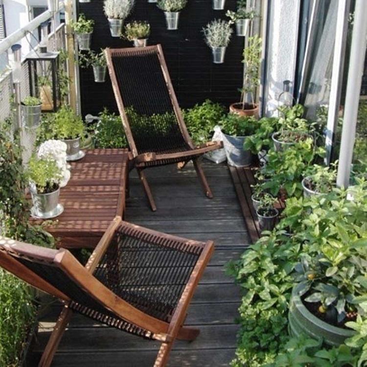 Small balcony design ideas 7