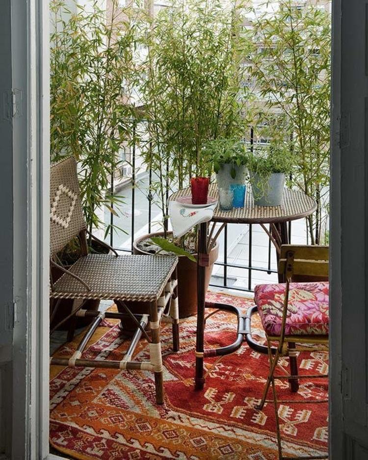 Small balcony design ideas 9