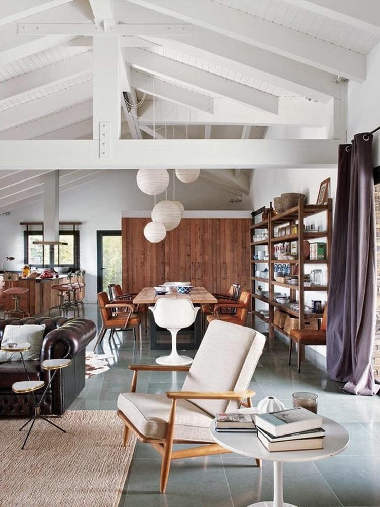 Stylish loft by Kotablue 6