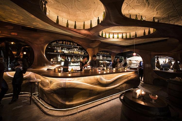 Bar Raval in Toronto 1