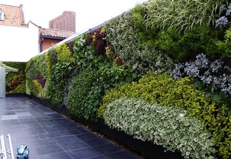 Customized Green Walls 15