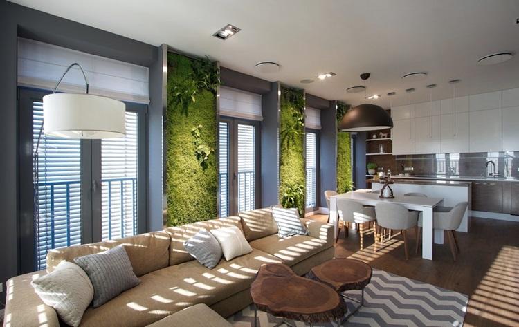 Customized Green Walls 18