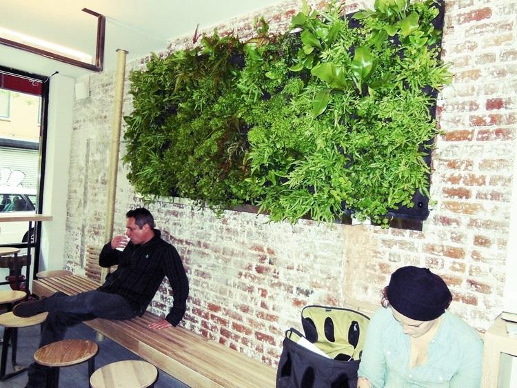 Customized Green Walls 23