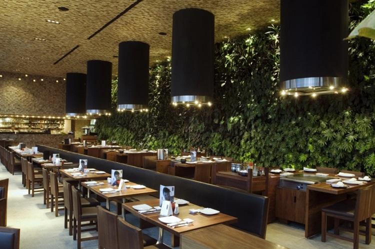 Customized Green Walls 24