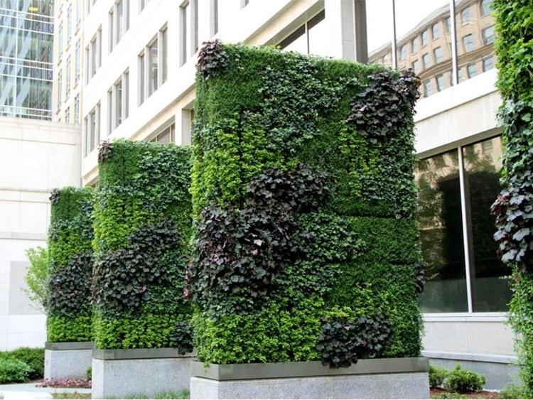 Customized Green Walls 26
