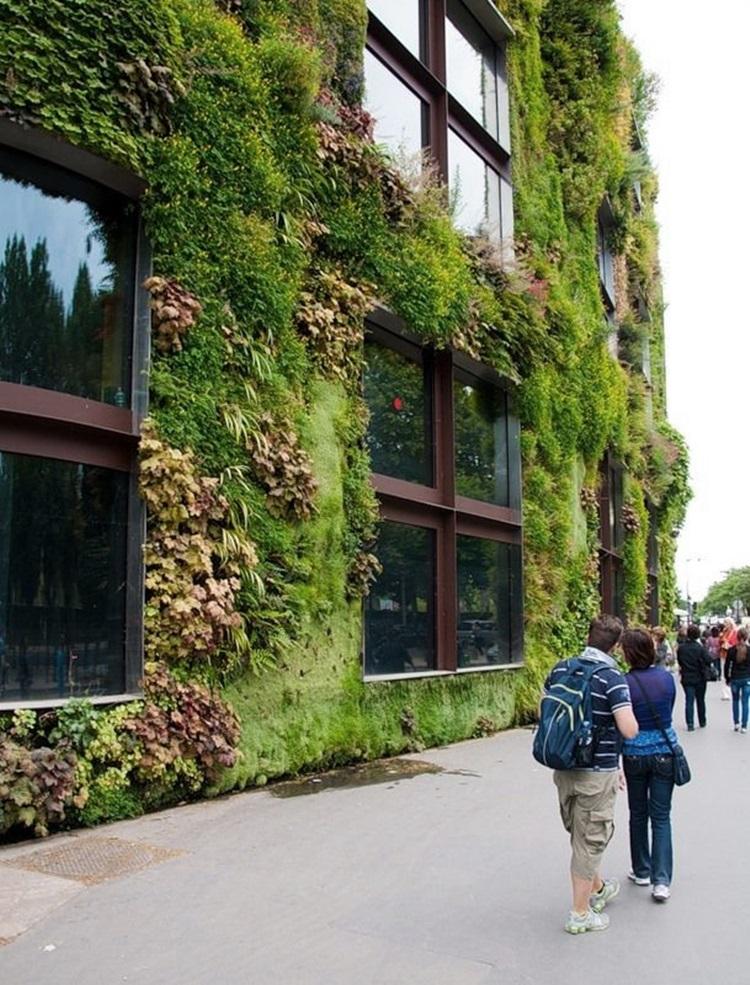 Customized Green Walls 29