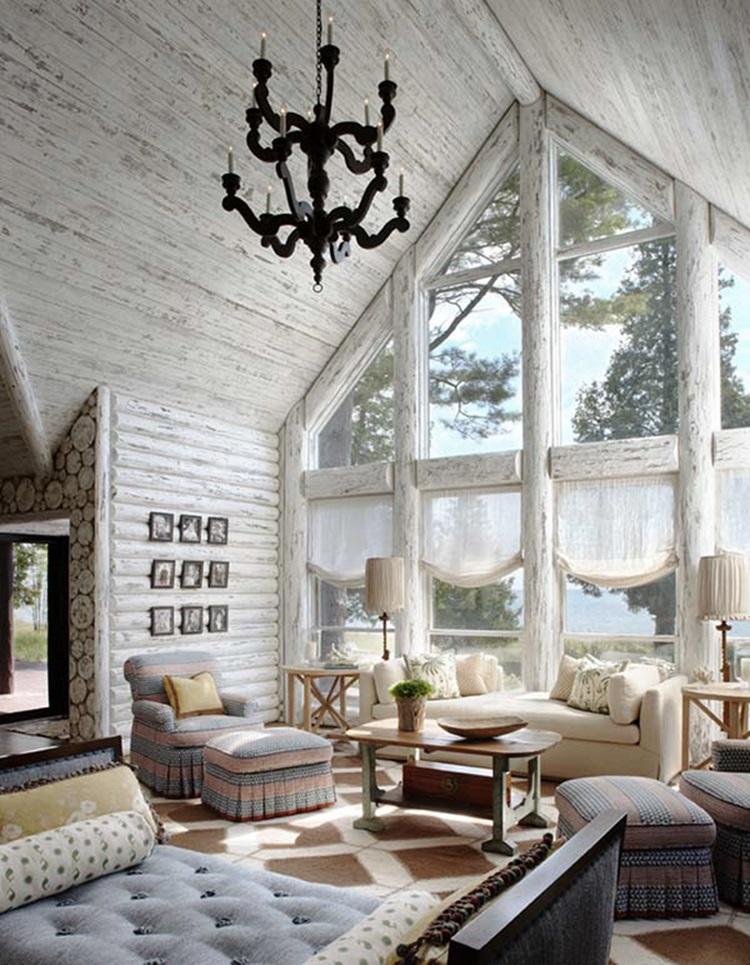 Lake Cabin by Jessica Jubelirer Design 1