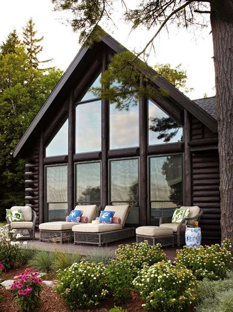 Lake Cabin by Jessica Jubelirer Design 18
