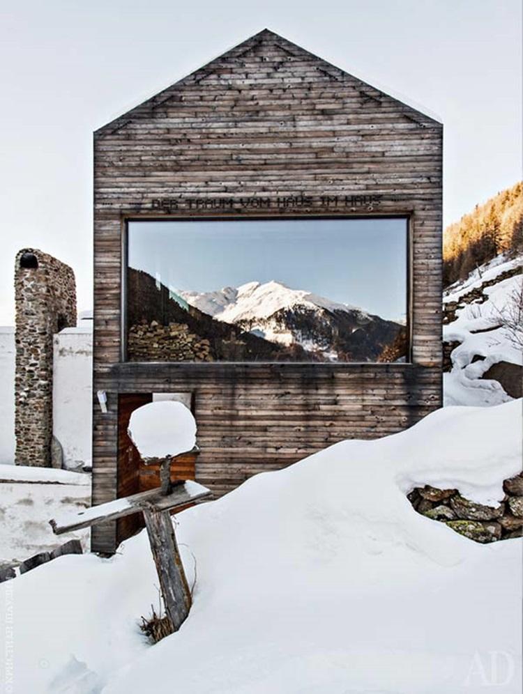 Modern Mountain Chalet 1