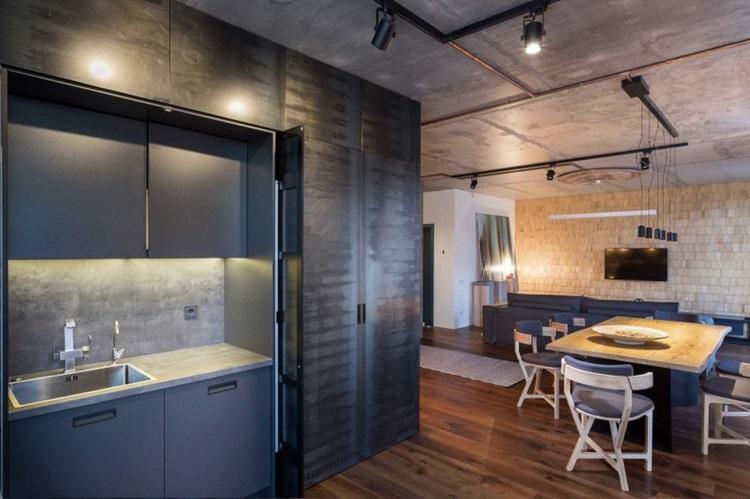 True Apartment by SVOYA Studio 10