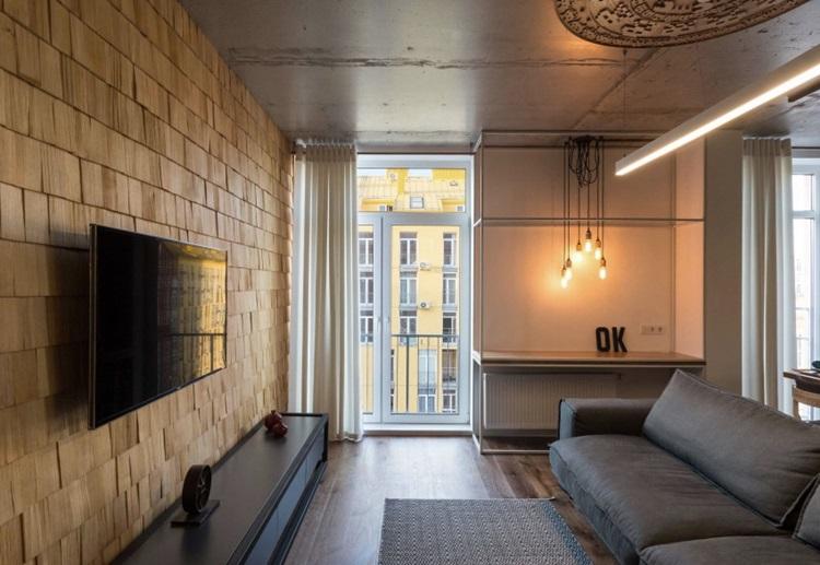 True Apartment by SVOYA Studio 6