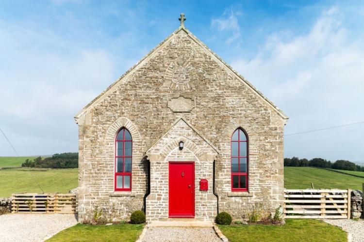 Architecture Chapel 17