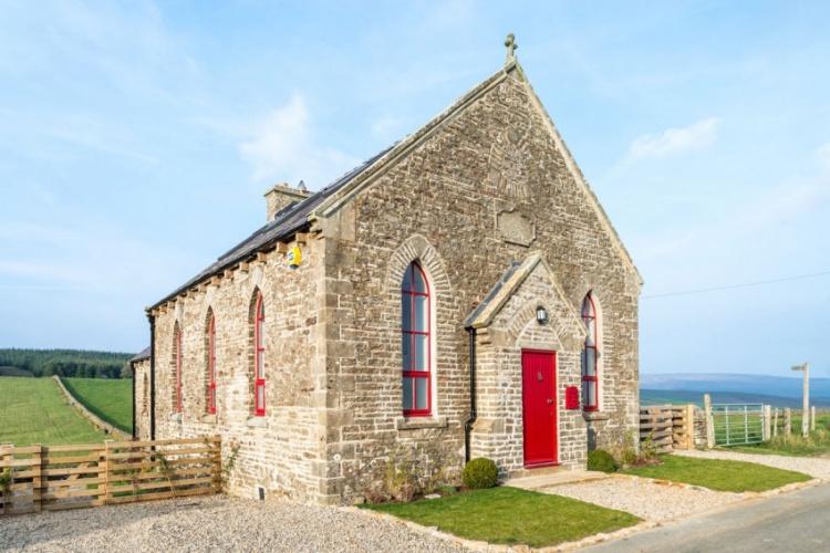 Architecture Chapel 2