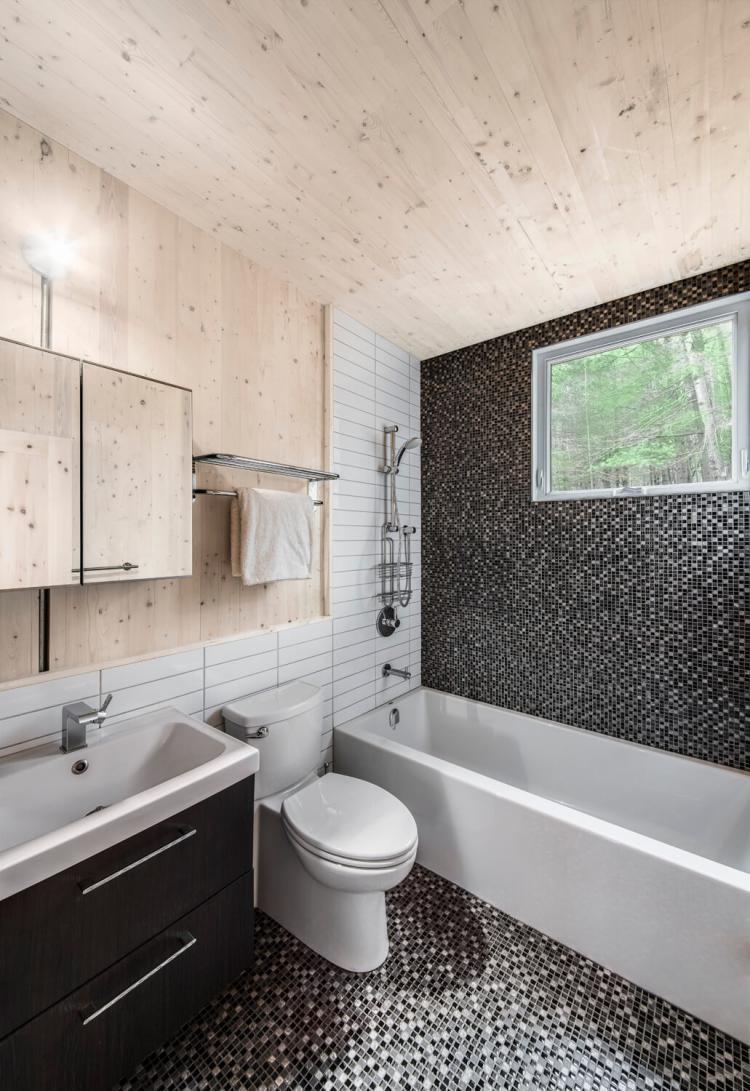 Prefab Cabin in Quebec 6