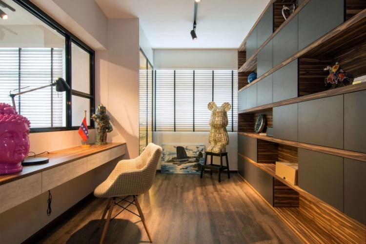 Singapore Apartment 17