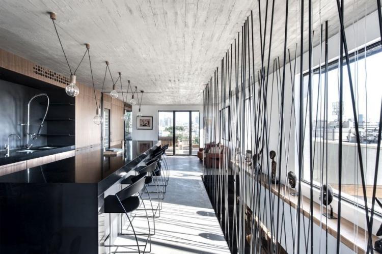 Duplex Penthouse in Tel Aviv 1