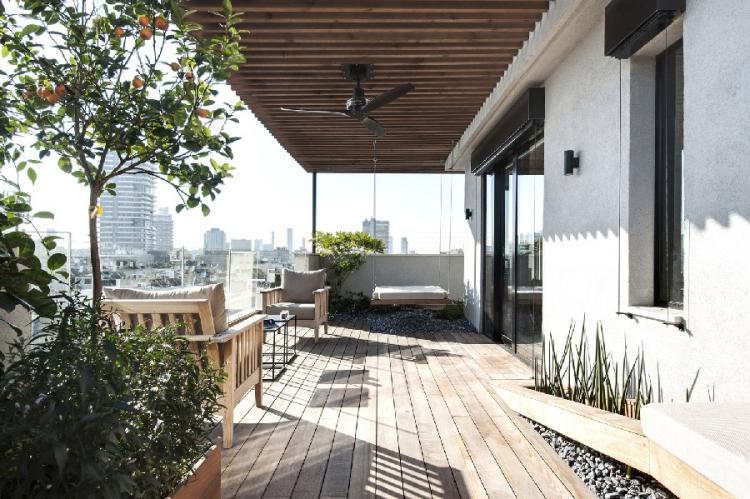 Duplex Penthouse in Tel Aviv 10