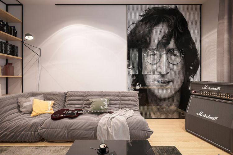 I Lennon by Oleh Vynarchyk 2