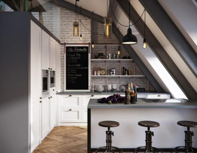 attic apartment 5