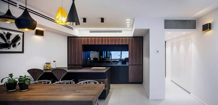 batch_minimalist apartment in Tel Aviv 5