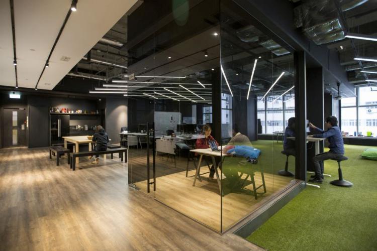 Creative office of 9GAG 1