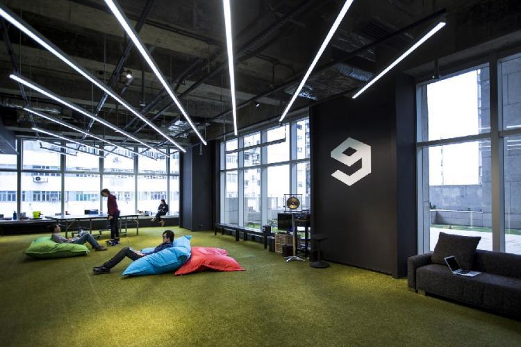 Creative office of 9GAG 2