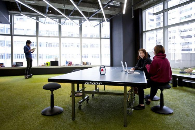Creative office of 9GAG 4