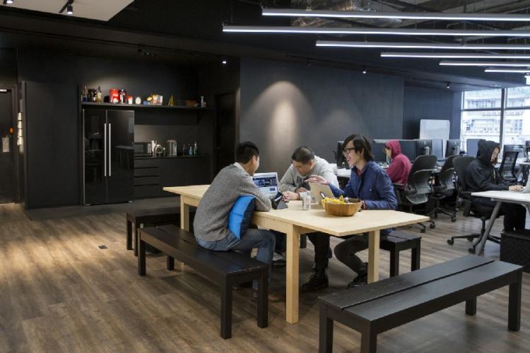 Creative office of 9GAG 6