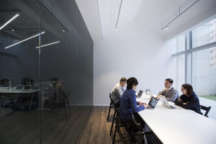 Creative office of 9GAG 9