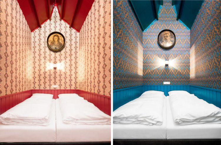 Amsterdam's Hotel Not Hotel 17