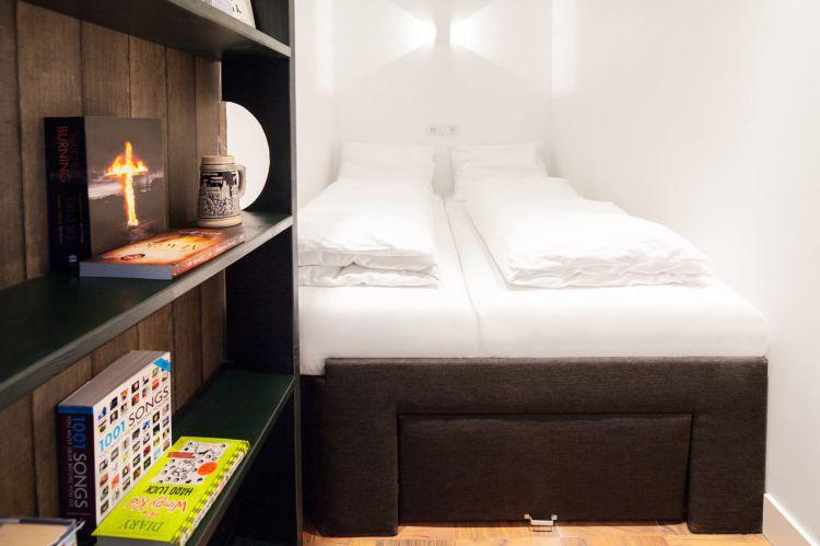 Amsterdam's Hotel Not Hotel 21