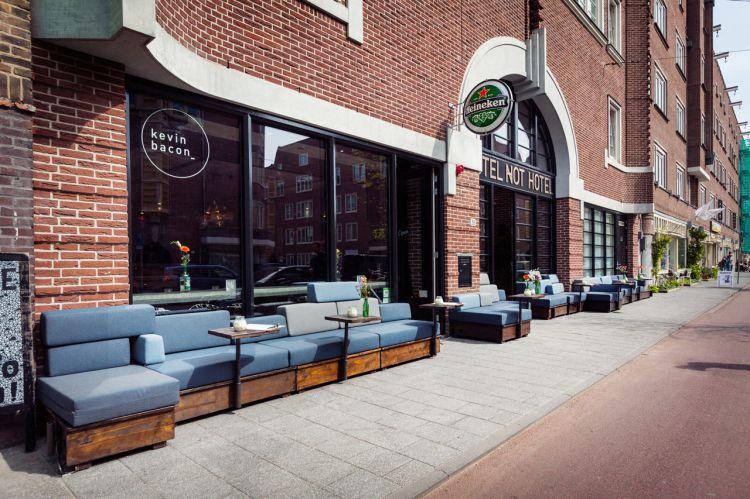 Amsterdam's Hotel Not Hotel 26