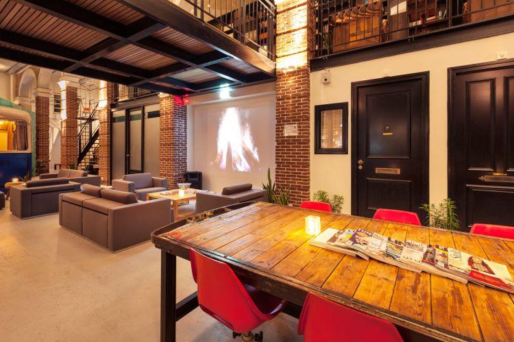 Amsterdam's Hotel Not Hotel 4