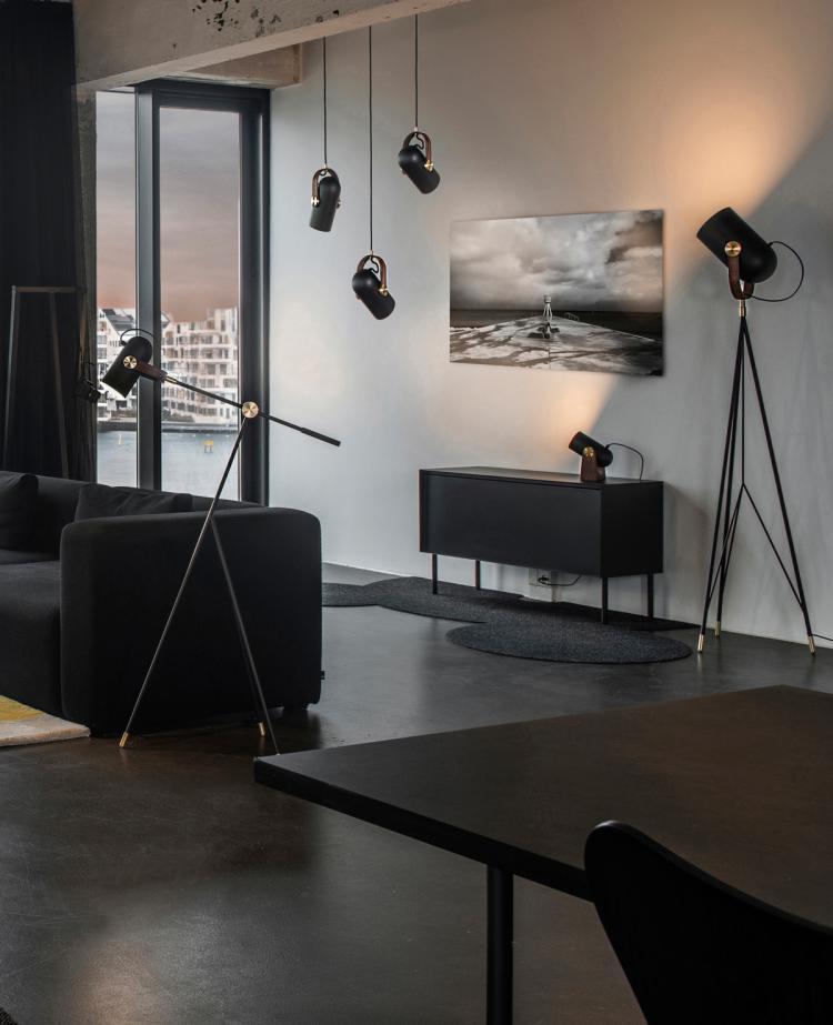 Carronade lampsby Markus Johansson Design Studio 14