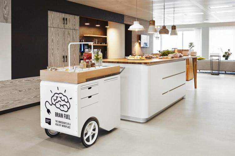 Modern Office Design in Amsterdam 2